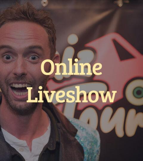 Online Liveshow 24 April
